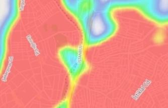Vaka sayısı en çok artan illerden biri İstanbul'da, ilçe ilçe risk haritası