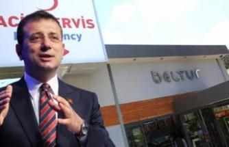 BELTUR'a ait 42 hastane kantininde sözleşme yenilenmedi, 13 kantin daha kapanma yolunda