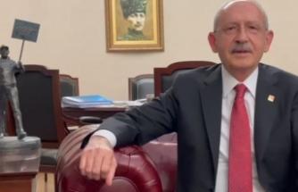 CHP Lideri Kılıçdaroğlu, vatandaşın perişan olduğunu ve bunun için erken seçim istediklerini söyledi.