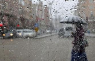 Meteoroloji'den bazı kentler için sağanak uyarısı!