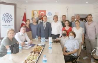 Memleket Partisi Büyükçekmece İlçe Başkanı Kaya Keskinkılıç oldu…