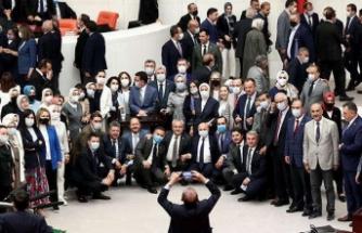 Türkiye Büyük Millet Meclisi Genel Kurulu 1 Ekim'e kadar tatile girdi