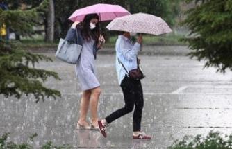 Meteoroloji'den son dakika yağmur müjdesi! Geliyor...