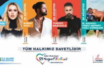 SİLİVRİ'DE FESTİVAL VAR