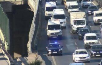 İstanbul'da sürücülerin yeni kabusu: Çakarlı minibüsler