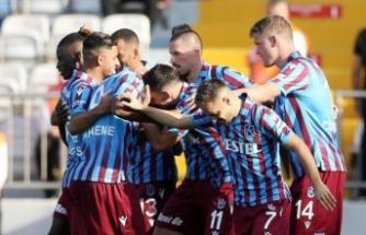 Trabzonspor tarih yazıyor!