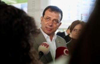 Ekrem İmamoğlu: İstanbul'un birçok alanında bu değişimleri yaşayacağız