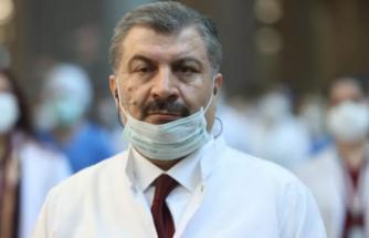 Fahrettin Koca: Bu yorucu gündemi geride bırakmak istiyoruz
