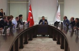 Gözler Bilim Kurulu Toplantısı'nda: Sağlık Bakanı Fahrettin Koca açıklama yapacak