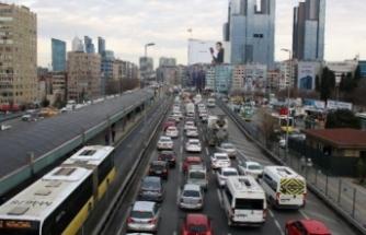 İstanbul'da bu yollar 29 Ekim'de trafiğe kapatılacak