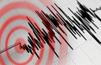 Konya'da gece yarısı korkutan deprem!