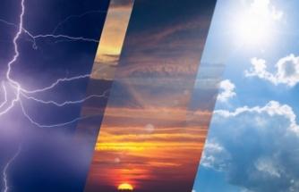 Meteoroloji duyurdu: Sıcak havalar geri dönüyor!