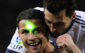 Cristiano Ronaldo'nun Lazerle İmtihanı.