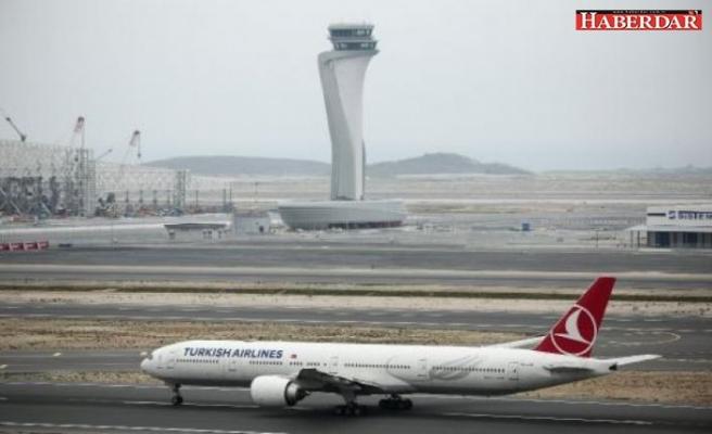 İstanbul Havalimanı'nda feci kaza!