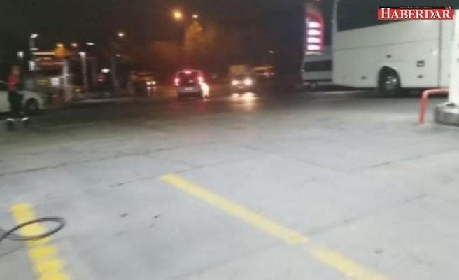 İstanbul'un göbeğinde tecavüz girişimi dehşeti!