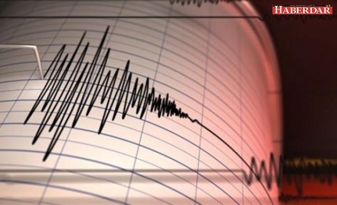 Balıkesir'de peş peşe depremler