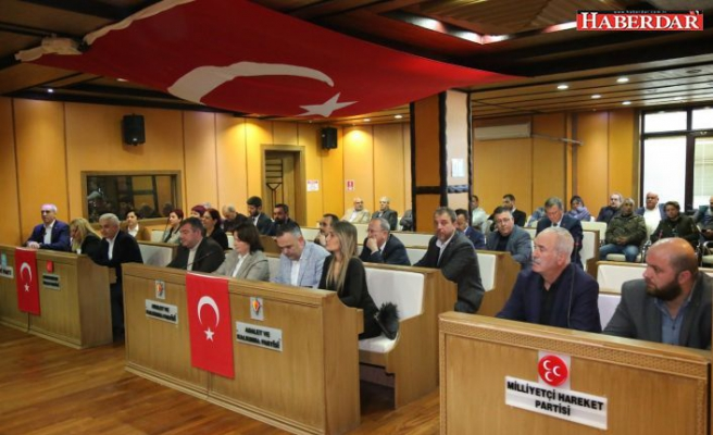 Çatalca Belediye Meclisinin 2019 Yılı Aralık Ayı Toplantısı Yapıldı