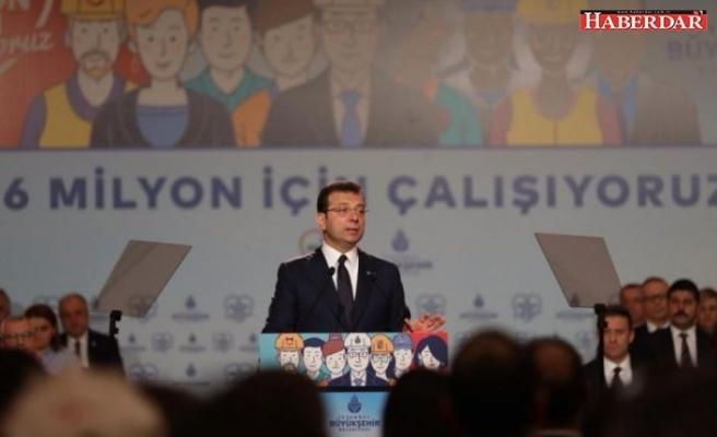 Ekrem İmamoğlu duyurdu: İBB Kanal İstanbul'dan çekildi