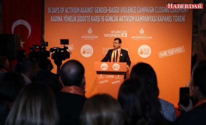 İmamoğlu: İstanbul'a ve hayatımdaki 4 kadına borcumdur