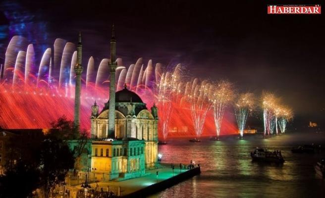 İstanbul yeni yılı kutlayacak