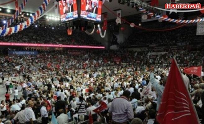 CHP'de il kongreleri 25 Ocak'ta başlıyor