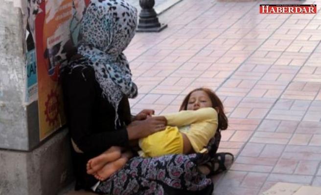 İstanbul'da 3 bin 517 çocuk dilenci sokaktan alındı!