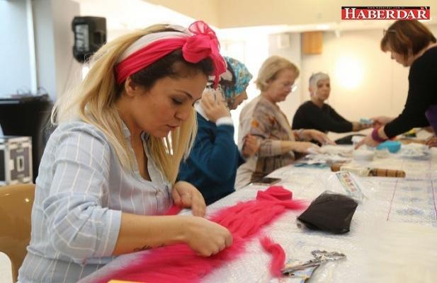 Kadınlar için Keçe Workshop