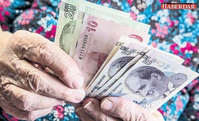 Emeklinin maaşında kesinti olmayacak