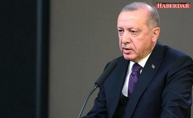 Fox muhabirinin Cumhurbaşkanı Erdoğan'ı kızdıran şehit sorusu