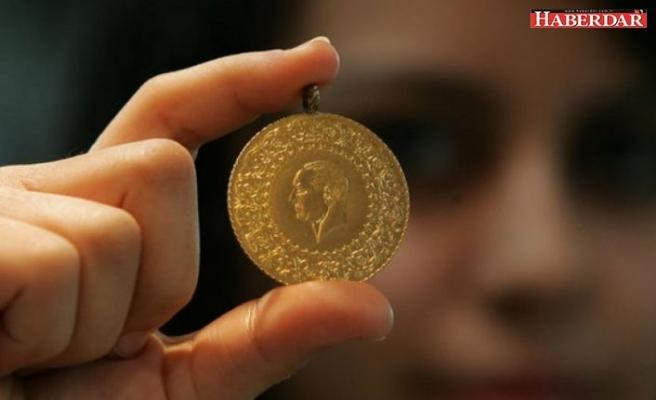 Gram altın 306 liraya, çeyrek altın ise 506 liraya yükseldi