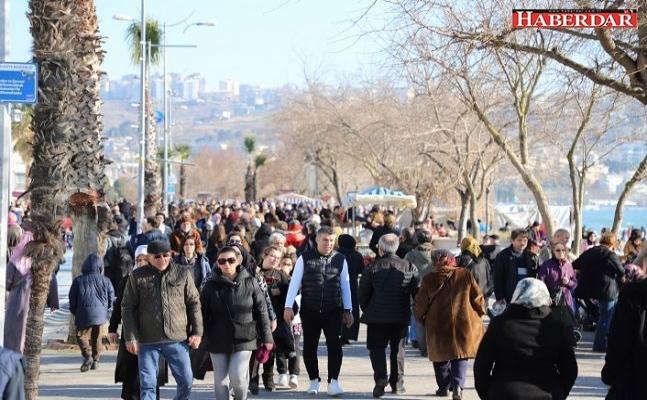 İstanbul hafta sonunda Büyükçekmece'ye akın etti