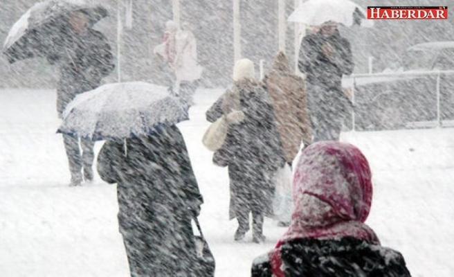 Meteoroloji bölge bölge uyardı: Kar, buzlanma ve don!
