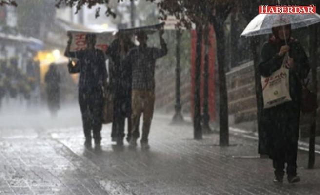 Meteoroloji uyardı: Yağış bekleniyor