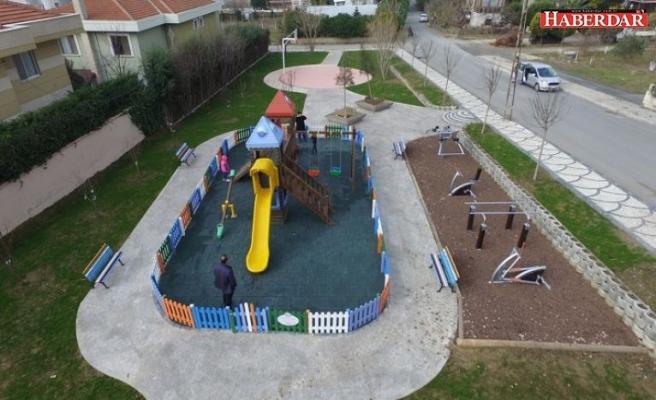 Oyun parklarına yenileri ekleniyor