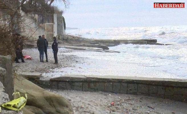 Büyükçekmece sahilinde kadın cesedi bulundu