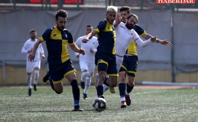 TFF 3. Lig: Çatalcaspor: 3 - Bucaspor: 2