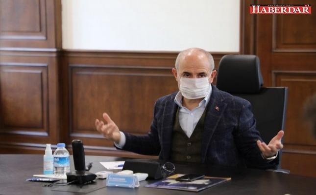 Başkan Akgün: Bu virüsün şakası yok!
