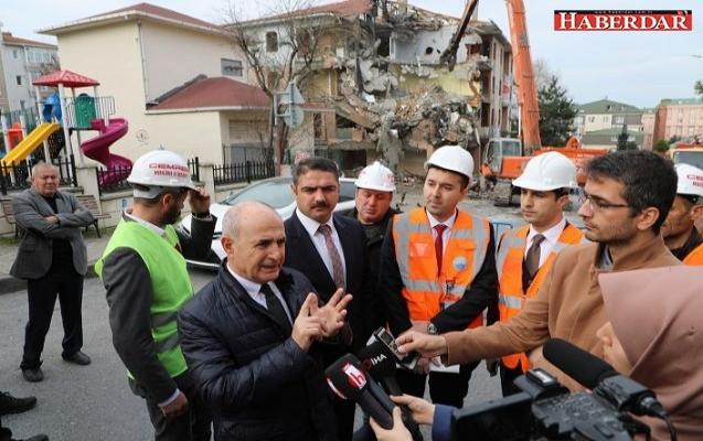 Başkan Akgün: Büyükşehir meclisi önümüzü açsın!