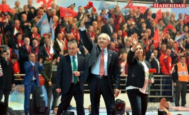 CHP'nin kurultay sloganları belli oldu