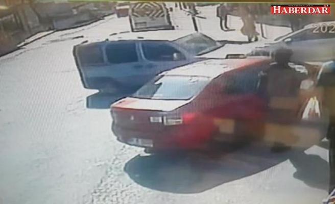 Esenyurt'ta aracına aldığı otostopçu aracını çaldı