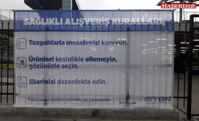 GÜRPINAR'DA KORONAVİRÜS ALARMI