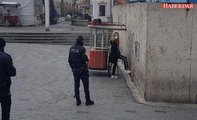 Hasataneden kaçan karantinadaki kadın yakalandı!