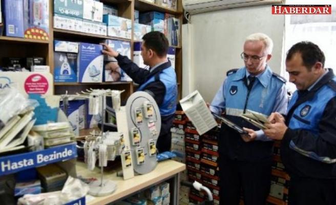 İBB 35 işyeri hakkında 'koronavirüs fırasatçılığı' işlemi başlattı
