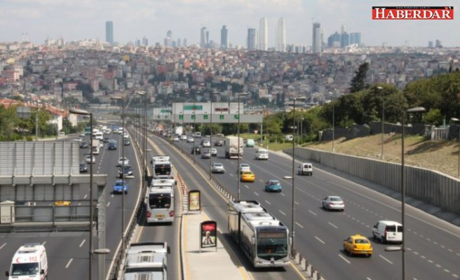 İBB oran verdi: İstanbul ulaşımında koronavirüs düşüşü