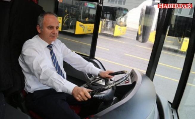 İBB, toplu taşıma için koronavirüs tedbirlerini açıkladı