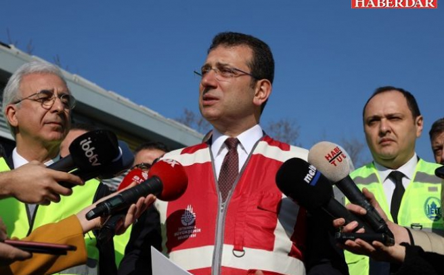 İstanbul büyük bir sınav veriyor