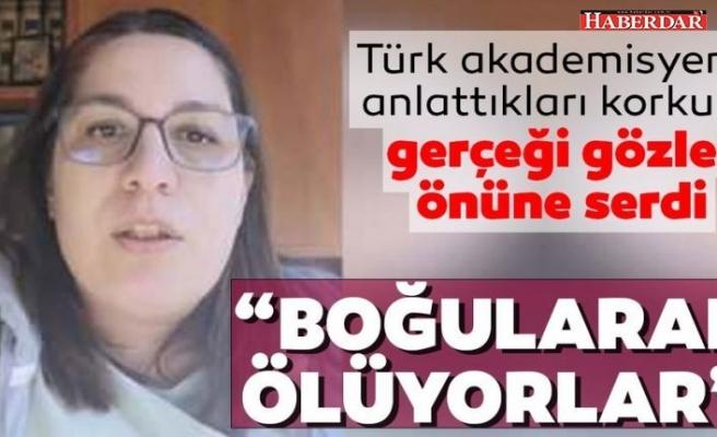 İtalya'daki Türk akademisyenin koronavirüs açıklamaları dehşete düşürdü: Boğularak ölüyorlar