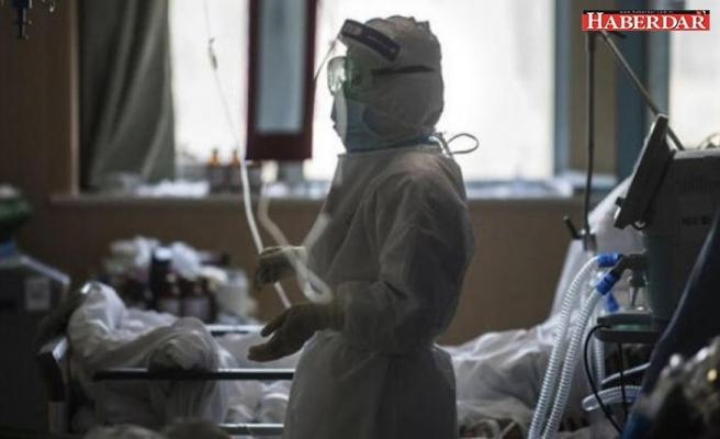 Koronavirüs tespit edilen hastalara bakan doktor: Alkış yetmez, kritik haftadayız