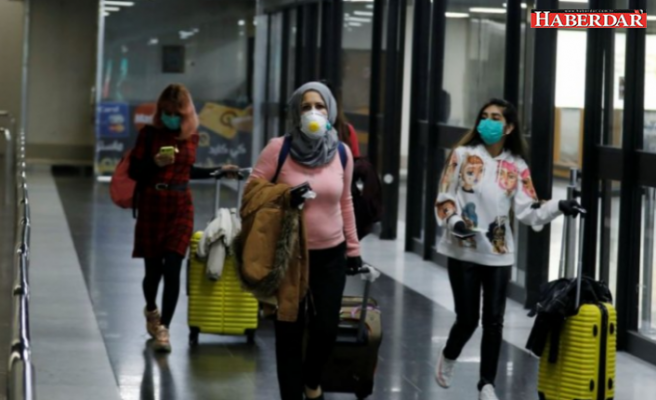 Kuveyt'ten 10 ülkeye koronavirüs yasağı! Listede Türkiye de var...
