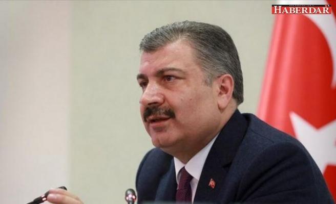 Sağlık Bakanı Fahrettin Koca: Toplam hasta sayımız 47 oldu